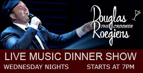 Douglas Roegiers - Live Music Dinner Show